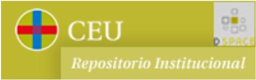 CEU Repositorio Institucional de la Fundación Universitaria San Pablo CEU.