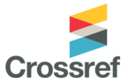 Crossref es uno de los metabuscadoresinternacionales e interdisciplinares más potentes en el campo de la investigación científica.A través de su motor de búsqueda es posible acceder a documentos que posean un DOI (Digital Object Identificator). El DOI de DoxaComunicación es: 10.31921/doxacom