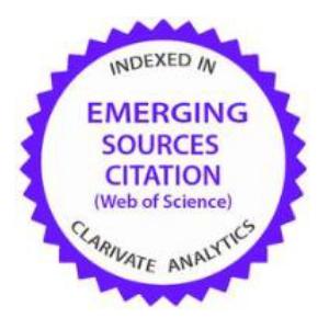 ESCI es una base de datos de Clarivate Analytics donde están siendo evaluadas las revistas calidad científicas emergentes en ciertas regiones o áreas de conocimiento antes de ser incluidas en el catálogo principal de Web of Science.Doxa Comunicación forma parte de ESCI desde el 11 de octubre de 2016.