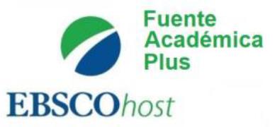 Fuente Académica Plus es una base de datos de revistas científicas editadas en español y portugués.