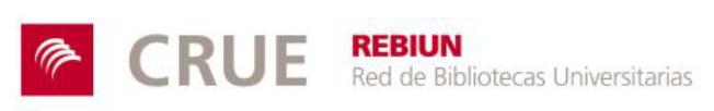 REBIUN constituye un organismo estable en el que están representadas todas las bibliotecas universitarias y científicas españolas. REBIUN está formada por las bibliotecas de las 76 universidades miembros de la CRUEy el CSIC (Consejo Superior de Investigaciones Científicas).